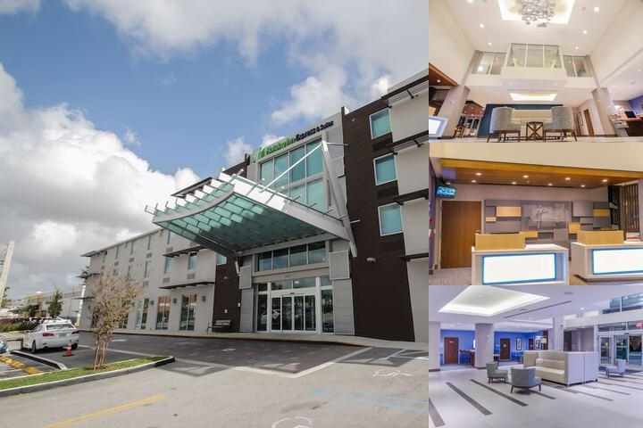 Holiday Inn Express & Suites Miami Airport East photo collage