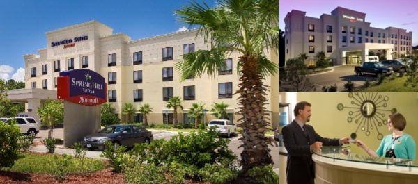 Springhill Suites Jacksonville Airport photo collage