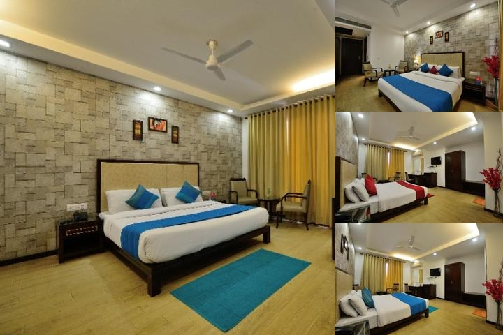 Zo Rooms Kailash Colony photo collage