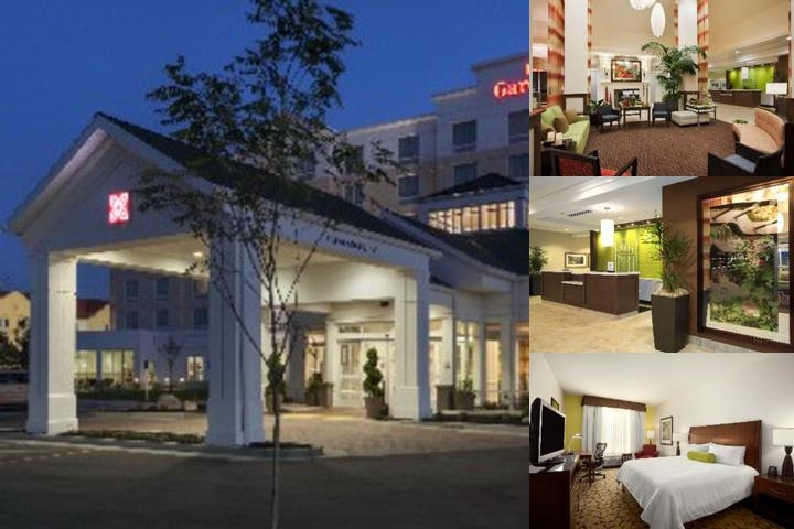 Hilton Garden Inn Salt Lake City Airprot photo collage