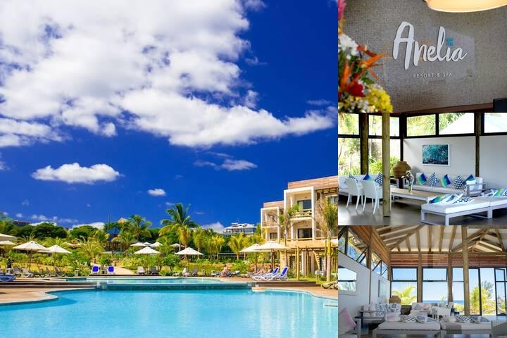 Anelia Resort & Spa photo collage