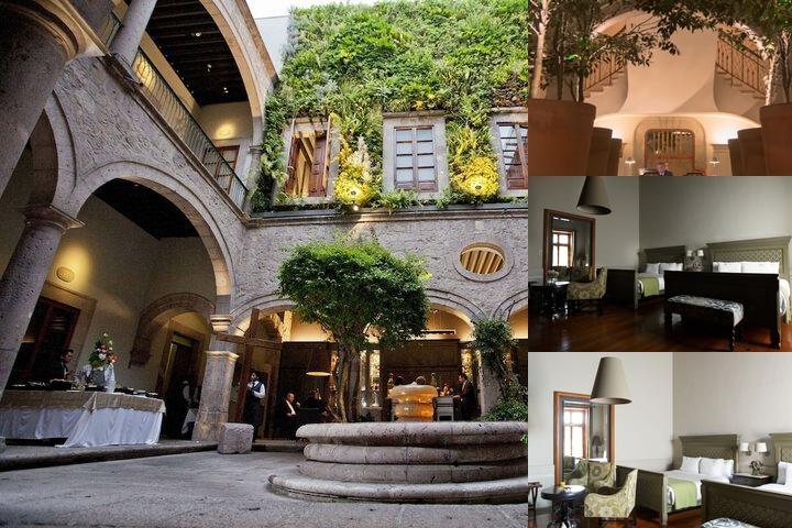 Casa Grande Hotel Boutique Morelia Portal Matamoros North