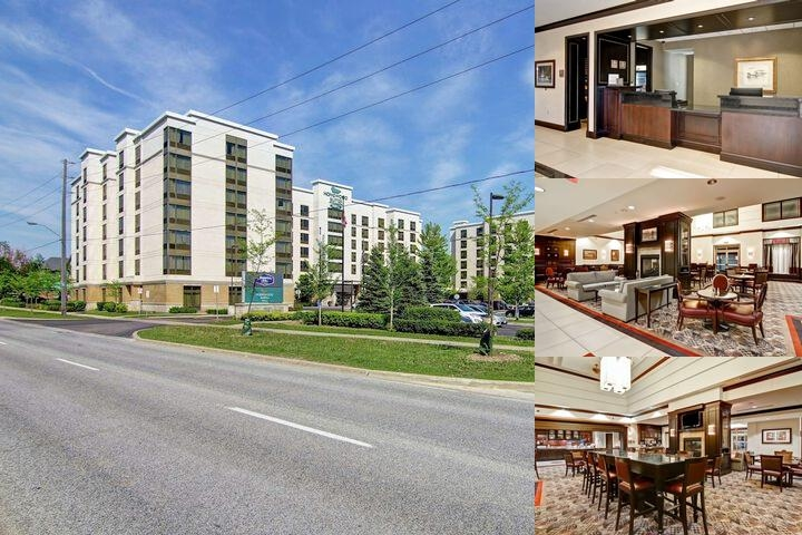 Hampton Inn by Hilton Toronto Airport Corporat photo collage