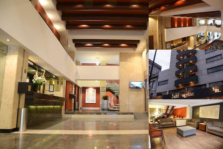 Hotel Marlowe photo collage