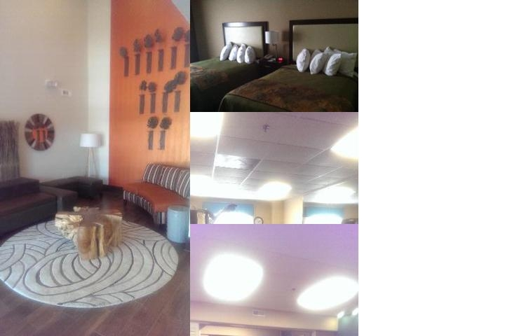 Best Western Pawleys Island photo collage
