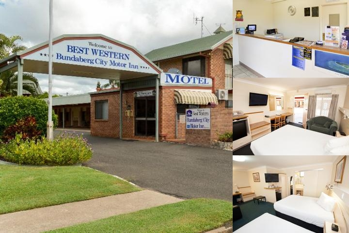 Best Western Bundaberg City Motor Inn photo collage