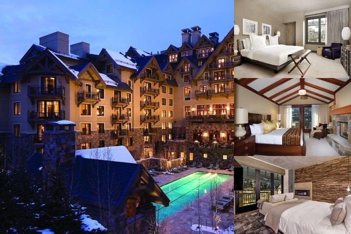 Four Seasons Resort Vail photo collage