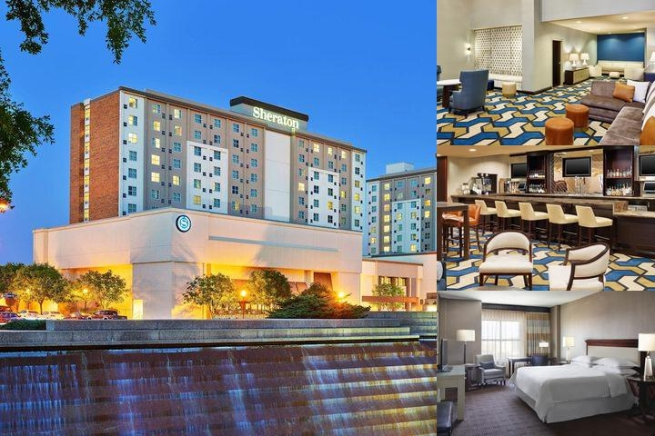 Sheraton Fort Worth Downtown Hotel photo collage