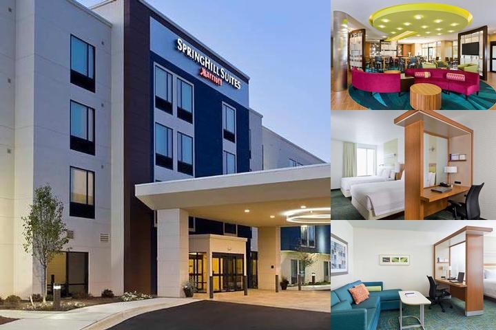 Springhill Suites Philadelphia / Langhorne photo collage