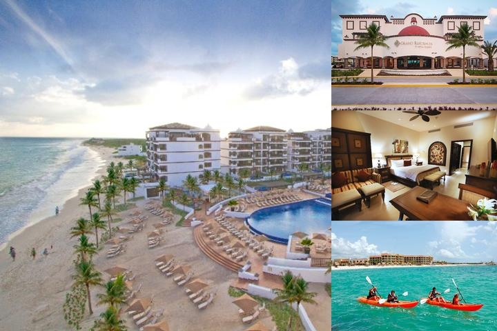 Grand Residences Riviera Cancun photo collage