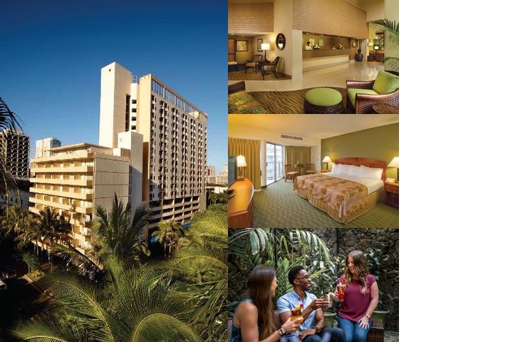 Waikiki Malia by Outrigger photo collage