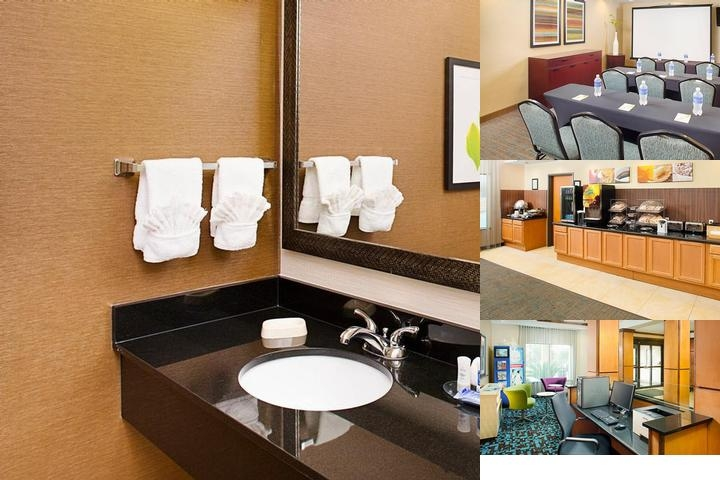 Fairfield Inn & Suites Seaworld Westover Hills photo collage