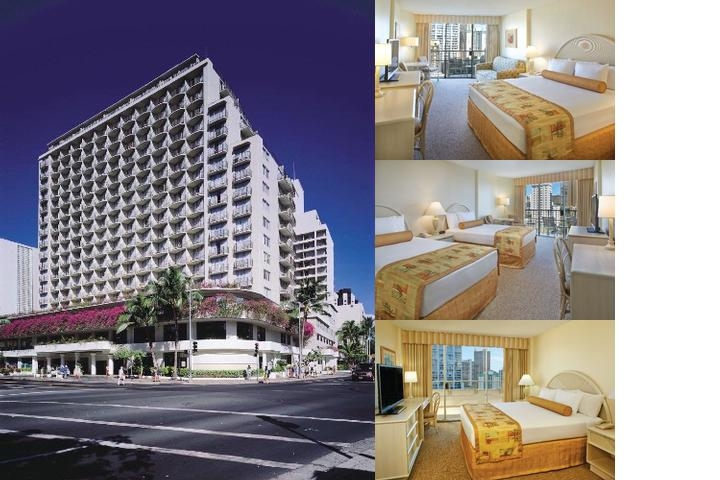 Ohana Waikiki East by Outrigger photo collage