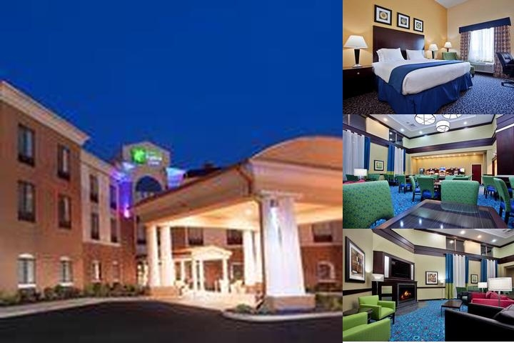 Holiday Inn Express Akron South photo collage