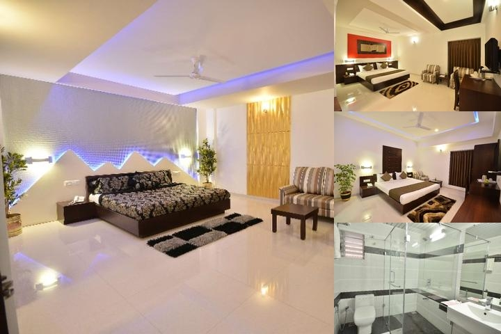 Hotel Rajdoot photo collage