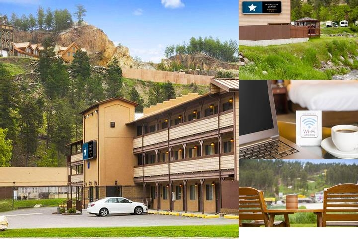 Travelodge Keystone photo collage