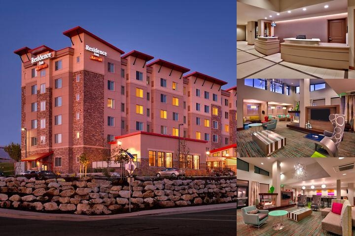 Residence Inn Salt Lake City Murray photo collage