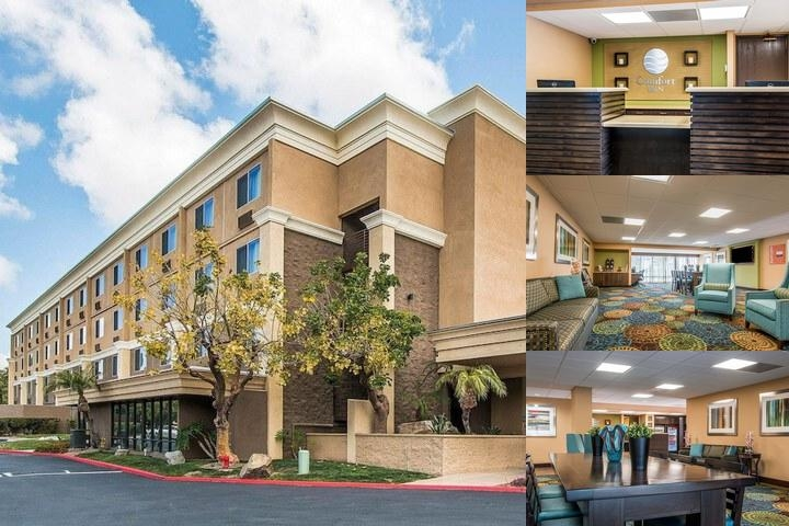 Comfort Inn Chula Vista photo collage