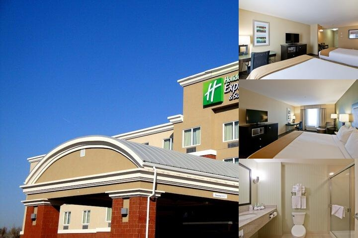 Holiday Inn Express in Fort Saskatchewan photo collage