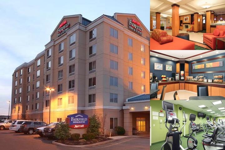 Fairfield Inn & Suites Woodbridge / Avenel photo collage