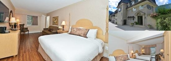 Prestige Inn photo collage