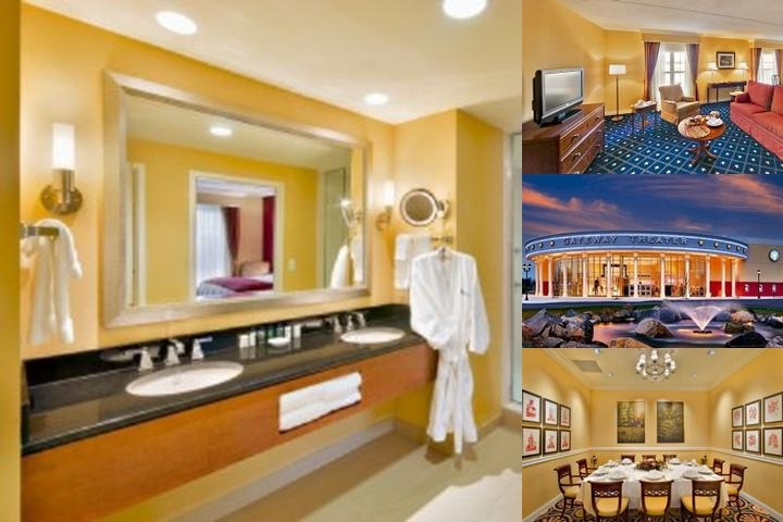 Wyndham Gettysburg photo collage