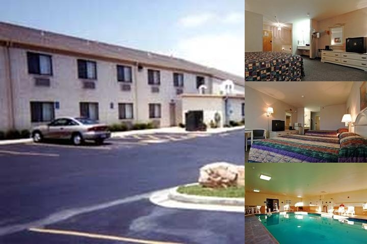 Best Western Borger Inn photo collage