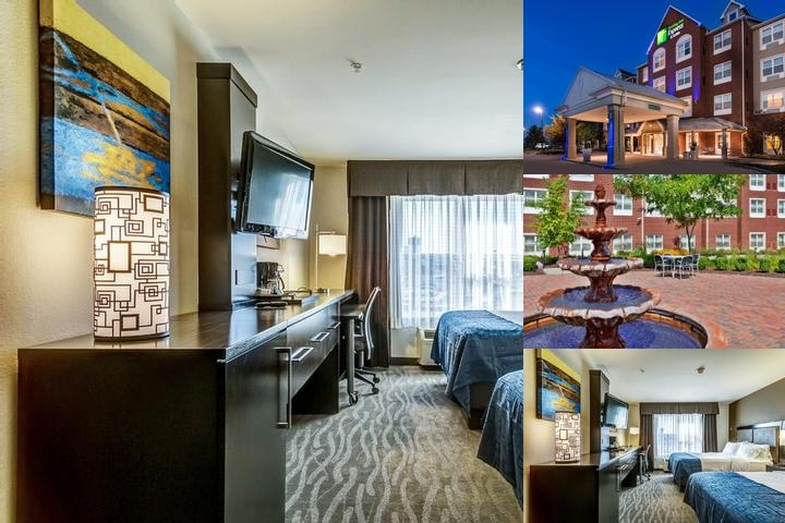 Holiday Inn Express St. Louis West O'fallon photo collage