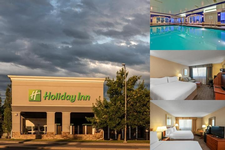 Holiday Inn Calgary Macleod Trail South photo collage