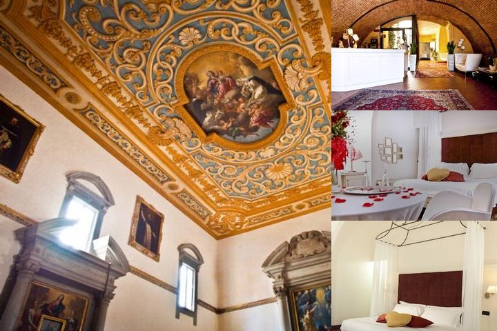 Hotel San Miniato photo collage