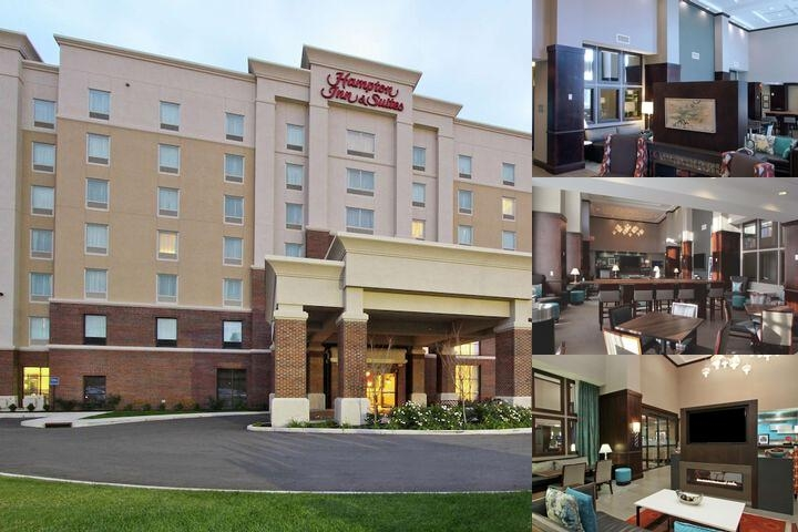Hampton Inn & Suites University Area photo collage
