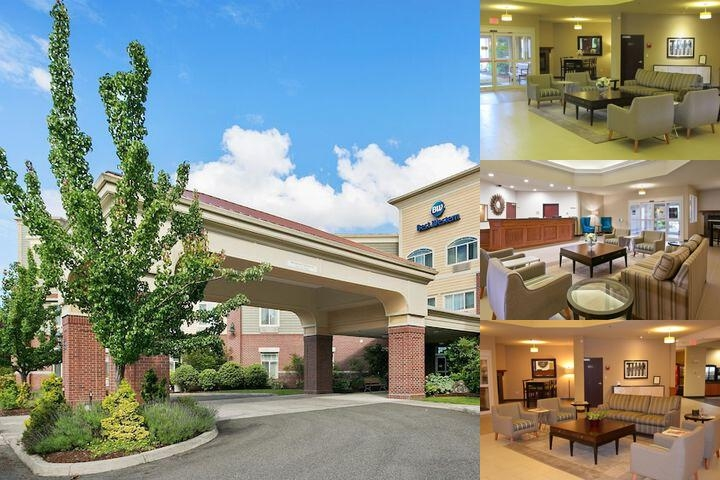 Best Western Liberty Inn Dupont photo collage