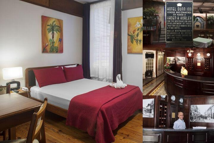 Hotel Dunn Inn photo collage