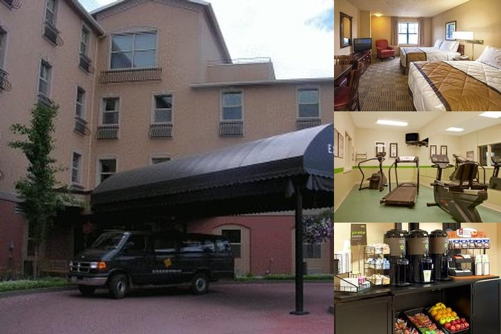 Extended Stay America Anchorage Downtown photo collage