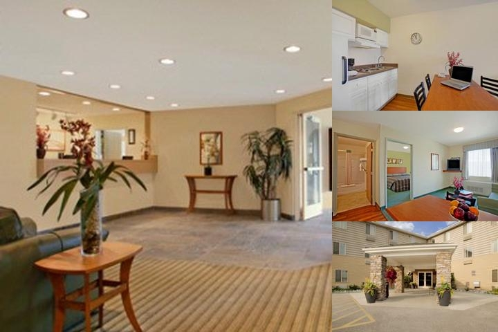 Extended Stay America Anchorage Midtown photo collage