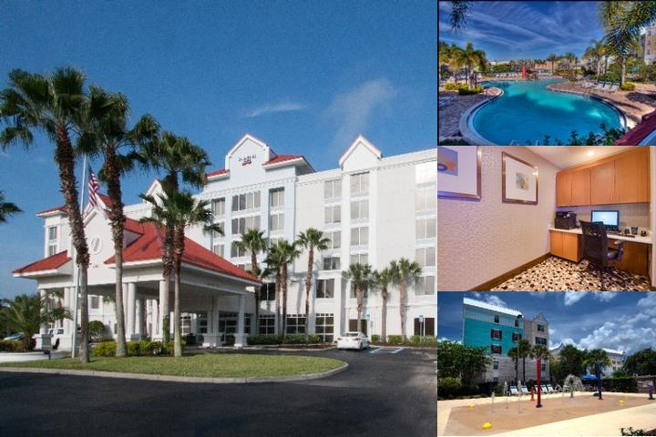 Springhill Suites by Marriott Orlando Kissimmee photo collage