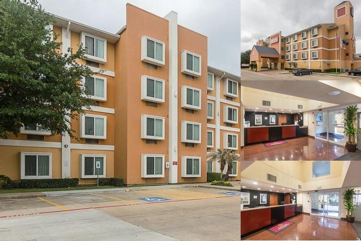 Quality Inn & Suites Westchase / Beltway 8 photo collage