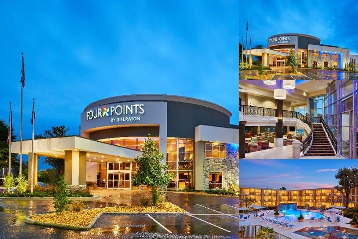 Four Points by Sheraton Little Rock Midtown photo collage