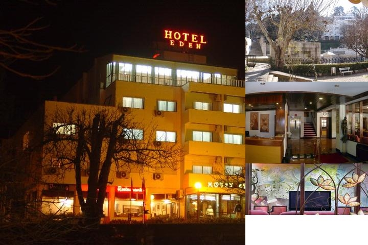 Hotel Eden photo collage