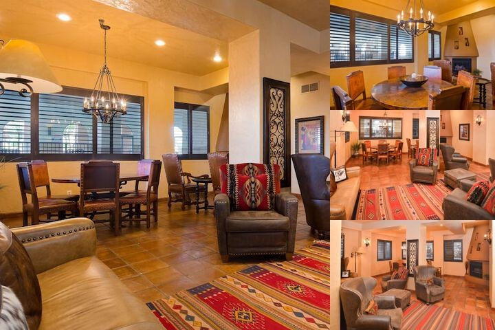 Best Western Plus Inn of Santa Fe photo collage