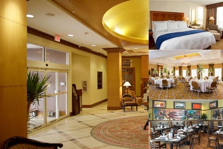 Hotel Executive Suites photo collage