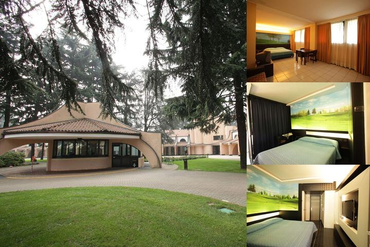 Hotel Pineta photo collage