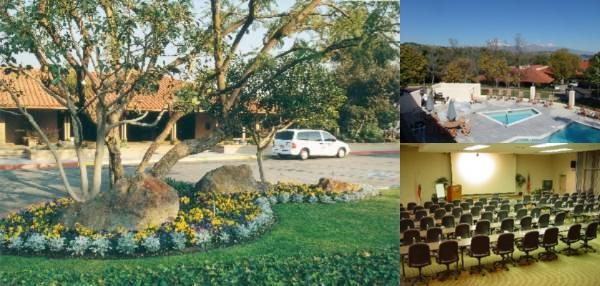 Kellogg West Conference Center & Hotel photo collage