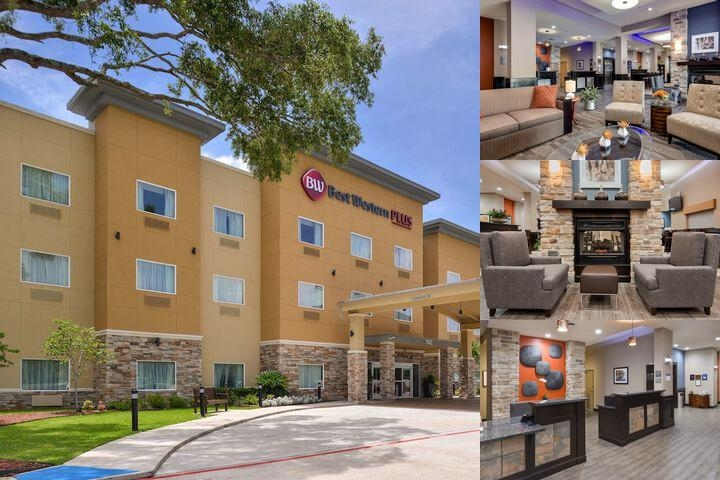 Best Western Plus Lake Jackson Inn & Suites photo collage