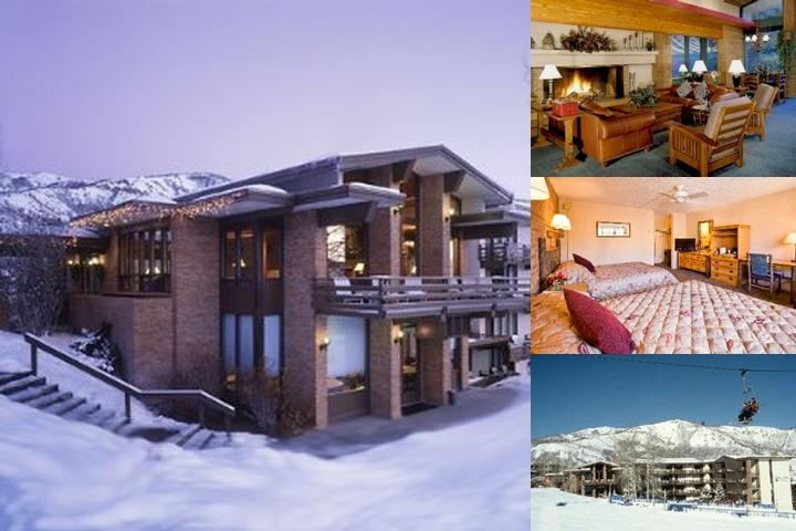 Snowmass Mountain Chalet photo collage