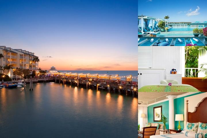 Ocean Key Resort & Spa photo collage