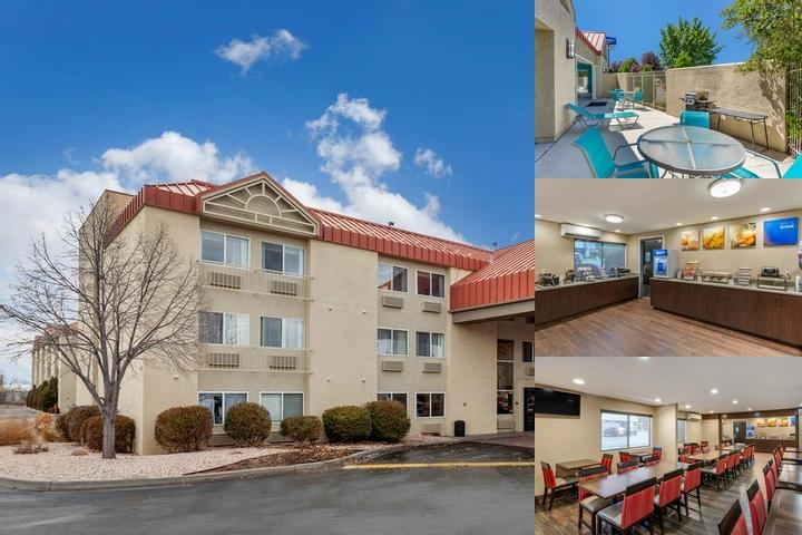 Comfort Inn Layton photo collage