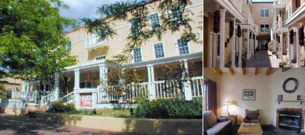 Hotel Chimayo De Santa Fe photo collage