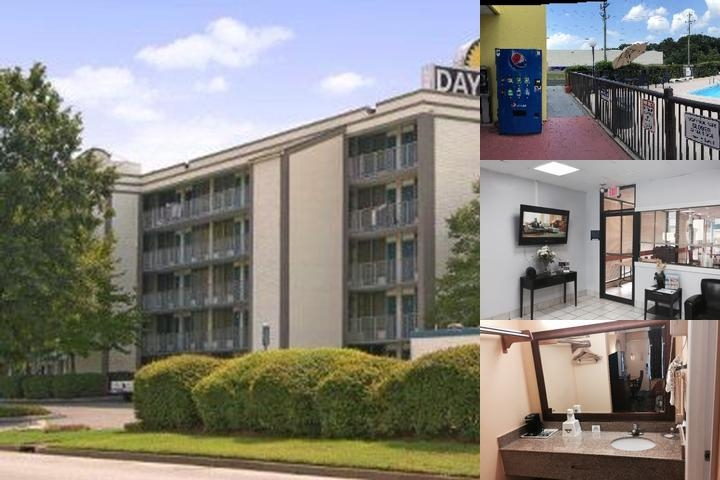 Days Inn Norfolk Military Circle photo collage