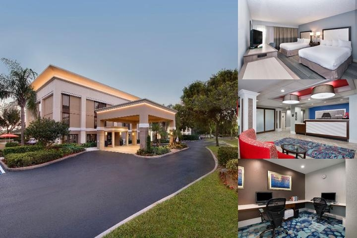 Hampton Inn Naples I 75 photo collage
